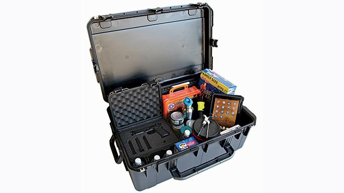 Long Gun Rifle Cases CaseCruzer Emergency Preparedness Foot