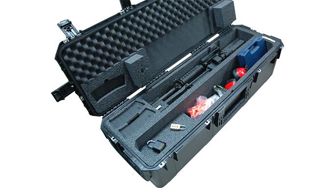 Long Gun Rifle Cases Case Club 2 AR-15 Rifle & Accessory Case
