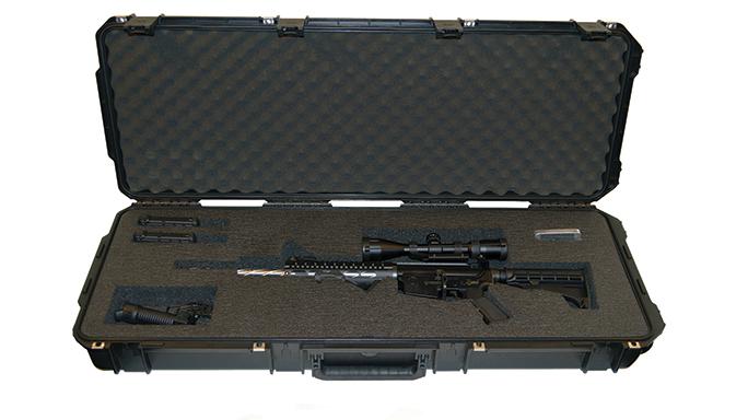 Long Gun Rifle Cases QuickFire QFA515 AR-15 Case