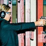 Sig Sauer M11-A1 Tactical Weapons Rosario Dawson