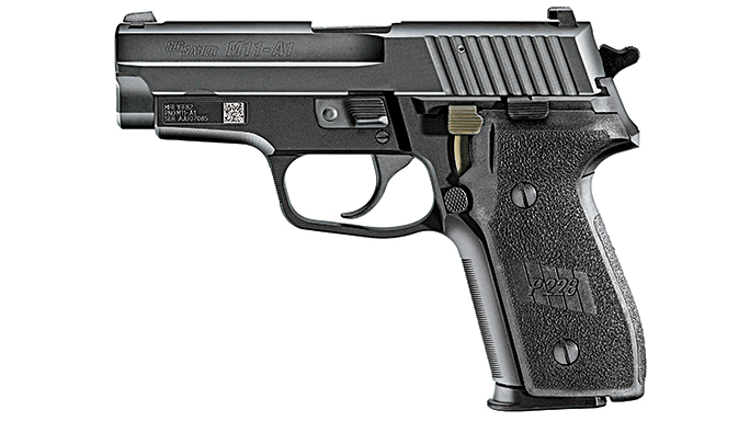 Sig Sauer M11-A1 Tactical Weapons solo