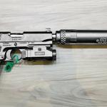 Tactical Weapons August 2015 Gemtech GTSOC PRO