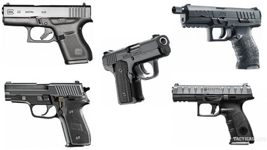 5 Buzzworthy Handguns Taking 2015 by Storm