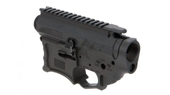 Area53 Billet Upper Receiver & Lower Combo right