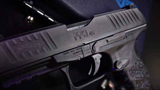 Walther PPQ .45 Auto Handgun