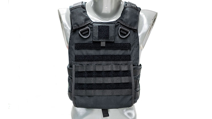 Armour Wear SPARC Plate Carrier System black