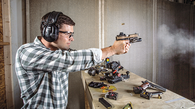 Ballistic Fall 2015 Home Defense Weapon Jordan Hunter