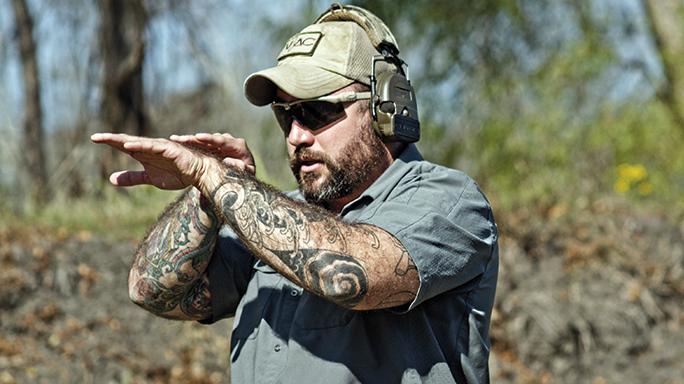Ballistic Fall 2015 Home Defense Weapon Nate Stokes