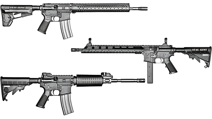 Stag ARsenal: 6 Elite ARs From Stag Arms