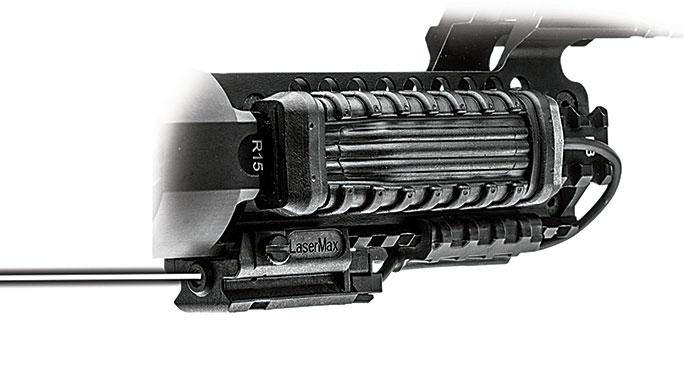 Black Guns 2016 LaserMax Uni-IR Rifle Pack