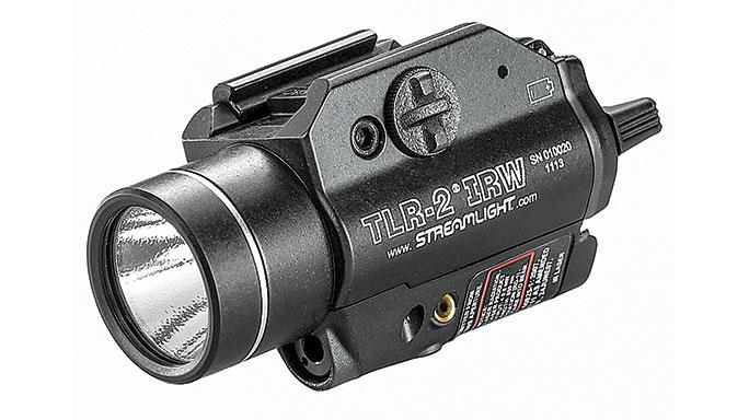 Black Guns 2016 Streamlight TLR-2 IRW