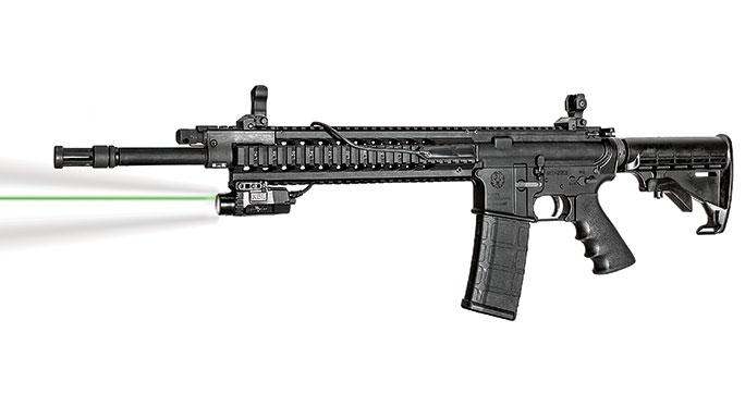 Black Guns 2016 Viridian X5L-RS