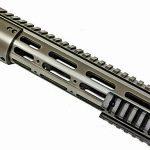 Black Guns 2016 rails grips Guntec Thin Profile Handguard