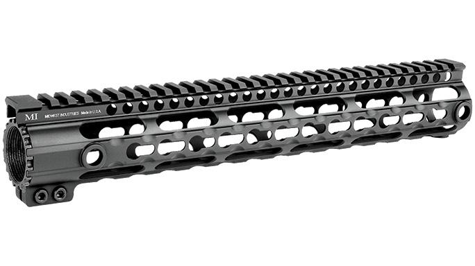 Black Guns 2016 rails grips Midwest Industries MI-SSK 12-Inch KeyMod Rail