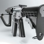 Black Guns 2016 rails grips Mountain View Designs PRV15 Tactical Foregrip