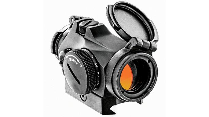 Black Guns 2016 Aimpoint Micro T-2