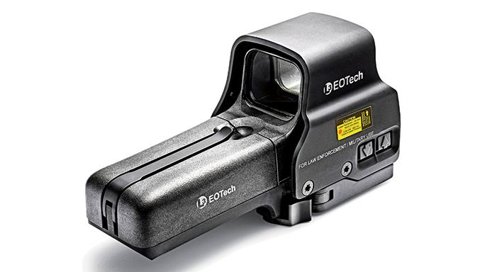 Black Guns 2016 EOTech Model 518
