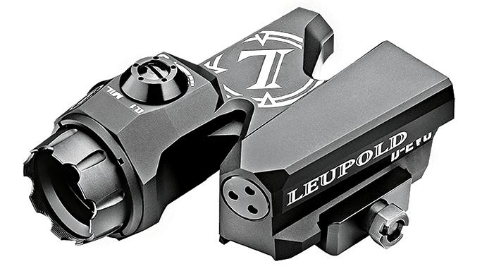 Black Guns 2016 Leupold D-EVO