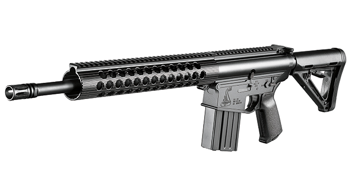 Bushmaster MOE Enhanced ORC 7.62mm Rifle black guns 2016 solo