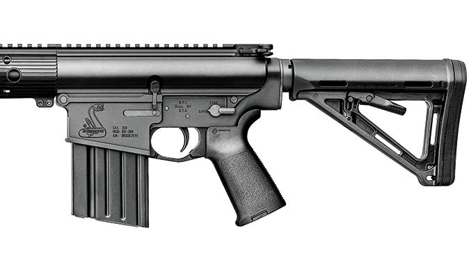Bushmaster MOE Enhanced ORC 7.62mm Rifle black guns 2016 stock