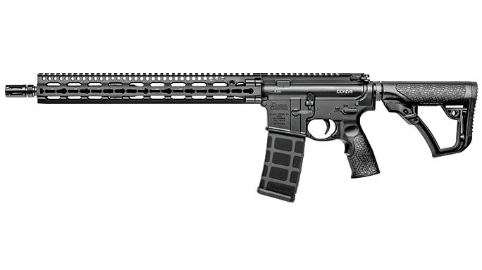 Black Guns 2016 Daniel Defense DDM4V11