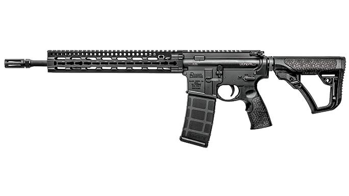 Black Guns 2016 Daniel Defense DDM4V11SLW