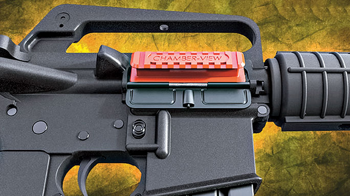 Black Guns 2016 Chamber-View AR-15