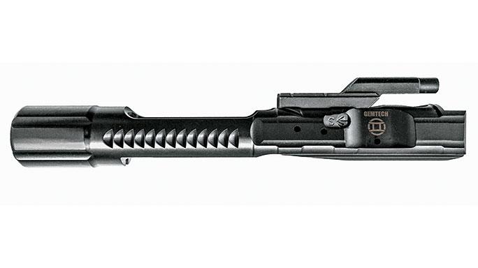 Black Guns 2016 GemTech Suppressed Bolt Carrier