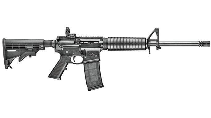 Black Guns 2016 M&P15 SPORT