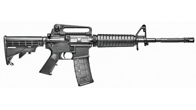 Black Guns 2016 M&P15