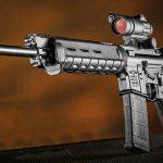 Patriot Ordnance Puritan Rifle black guns 2016 lead