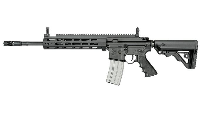 Black Guns 2016 ROCK RIVER ARMS IRS MID
