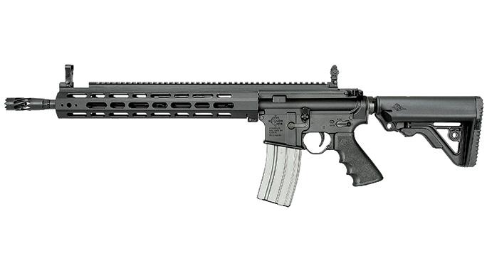 Black Guns 2016 ROCK RIVER ARMS IRS STD