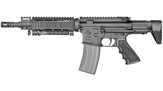 Black Guns 2016 ROCK RIVER ARMS LAR-15 PDW A4 SBR