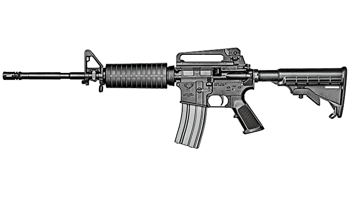 Black Guns 2016 STAG ARMS MODEL 1L