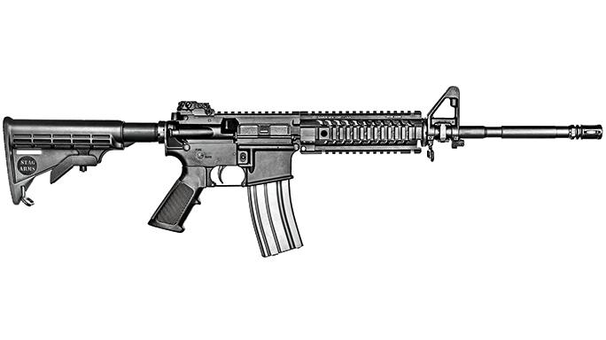 Black Guns 2016 STAG ARMS MODEL 2T