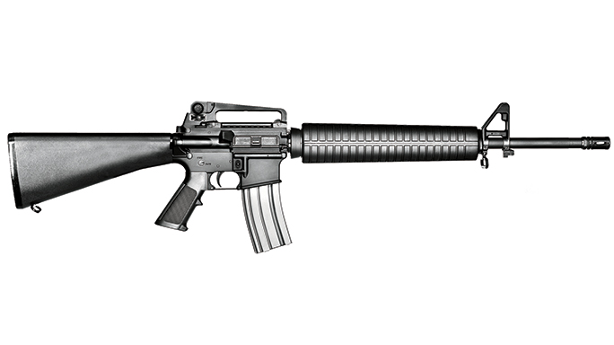 Black Guns 2016 STAG ARMS MODEL 4