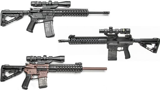 Wilson Combat: 3 Tactical Titan Rifles