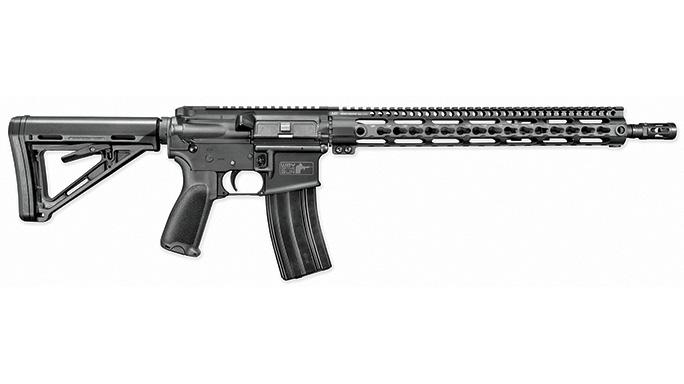 Black Guns 2016 WINDHAM WEAPONRY WAY OF THE GUN PERFORMANCE CARBINE