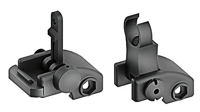 Black Guns 2016 Blackhawk Folding Sights