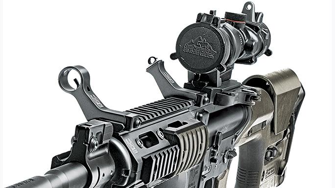 Black Guns 2016 GG&G 45 Degree Transition Sights
