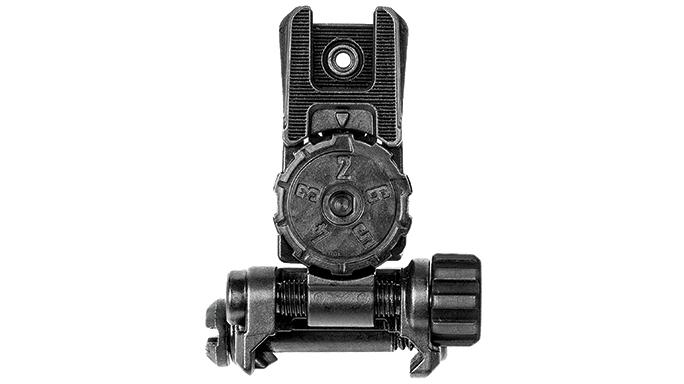 Black Guns 2016 Magpul MBUS Pro LR