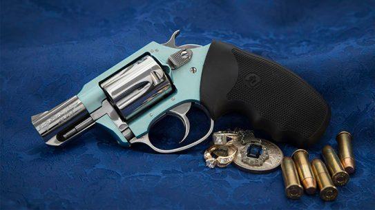 Charter Arms Tiffany Revolver lead