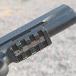 EAA Tanfoglio Witness Elite Polymer 1911 .45 ACP light rail