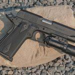 EAA Tanfoglio Witness Elite Polymer 1911 .45 ACP right