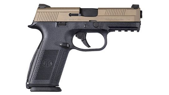 FNH USA Limited Edition FNS-9 Striker-Fired Pistols