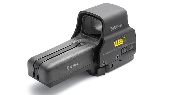 Gun Annual 2016 EOTech 518 & 558