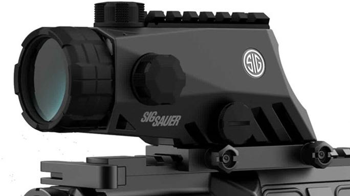 Gun Annual 2016 Sig Sauer Bravo 4