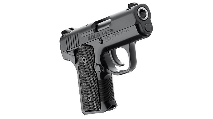 Gun Annual 2016 Kimber Solo Carry DC Handgun right