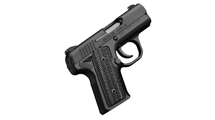 Gun Annual 2016 Kimber Solo Carry DC Handgun solo